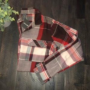 Eddie Bauer Tranquil plaid shirt